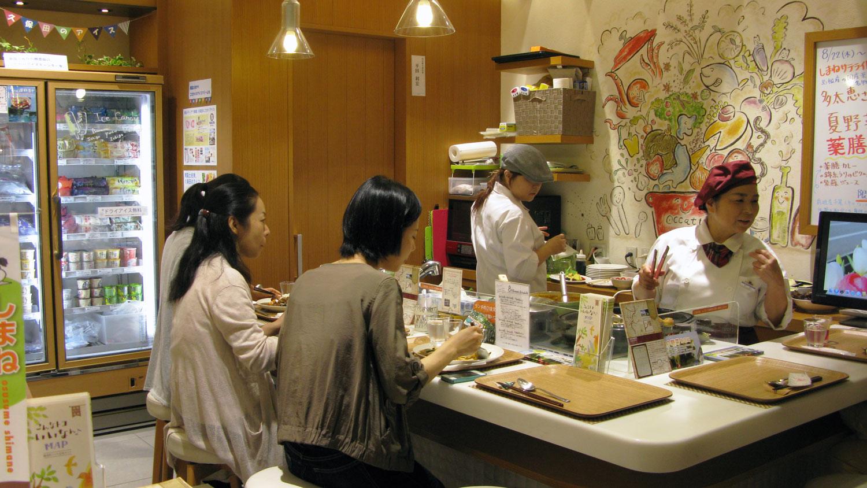 2013年8月 東京おかって出店