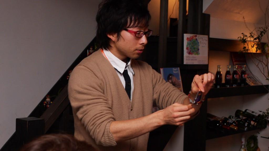 出雲FMでお馴染みの渡部裕貴(ゆーきドン) さんのマジックショー